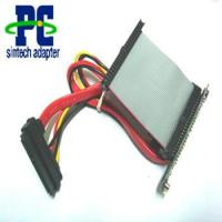 Wholesale 2.5 SATA SSD HDD to 44pin female IDE adapter cable ITX from china suppliers