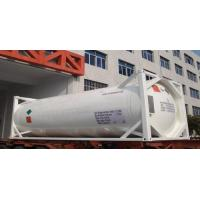 Wholesale Cryogenic ISO Tank Container from china suppliers