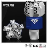 """Wholesale Wolfni S323 api pdc bit 8 3/4"""" quick drilling speed drilling bit from china suppliers"""