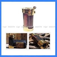 Wholesale Newest Steel Punk Slug rebuildable wood Mech Mod from china suppliers