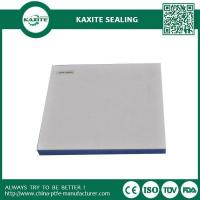 Wholesale Rigid Anti Abrasion UV Resistace Teflon Ptfe Sheet Colored Flexible PTFE Sheet from china suppliers