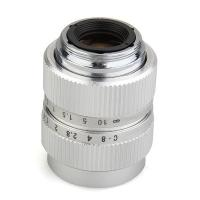 Wholesale 25mm F1.4 C Mount CCTV Camera Lens with Micro 4 3 Mount Silver from china suppliers