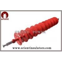 Wholesale Polymer long rod insulators advantages from china suppliers