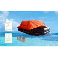 Wholesale KHR inflatable life raft with canopy reversible from china suppliers