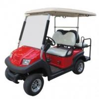 Wholesale electric golf carts,with rear foldable seat,alumium chassis, EG202AKSZ from china suppliers