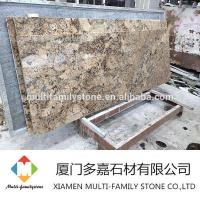Wholesale Golden persa Kitchen countertop from china suppliers