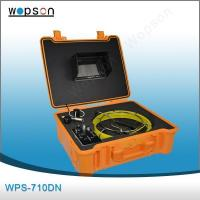 Wholesale Skillful Manufacturers Sewer Drain Inspection Video Pipe Inspection Camera from china suppliers