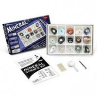Set of 15, Mineral Science kit, part 3.