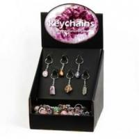 Wholesale Stone Keychain, 96pcs per display from china suppliers
