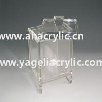 Wholesale acrylic box with lid from china suppliers
