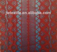Wholesale 2014 best sale red color bandage dot lace mesh cotton fabric from china suppliers