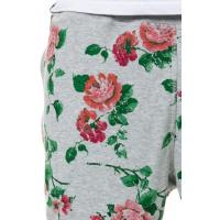 Wholesale grey flower custom sublimated sweatpants from china suppliers