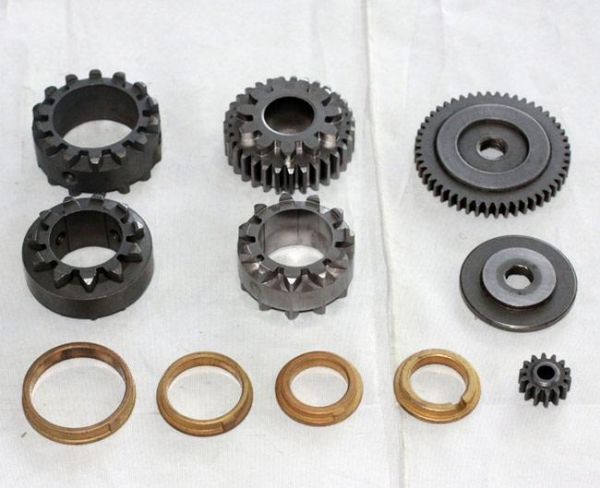 Quality Hard Alloy Powder Metallurgy Sintered Parts for sale