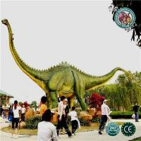 Wholesale Simulation Diplodocus Moving Dino Robot Model from china suppliers