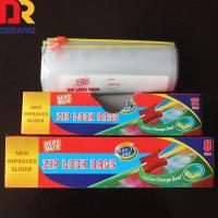 Wholesale ziplock bag in color box from china suppliers