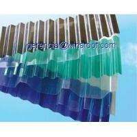 Wholesale Polycarbonate corrugated tile from china suppliers