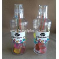 Wholesale 9 Piece cocktail shaker set plastic from china suppliers