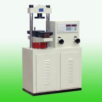 Wholesale HZ-006 Electro-hydraulic compressive test instrument from china suppliers