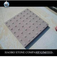 Wholesale Granite G654 Blind Stone Paving Stone from china suppliers
