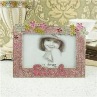 Wholesale Metal photo frame/children gift photo frame from china suppliers