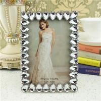 Wholesale Metal photo frame/shine acrylic photo frame from china suppliers