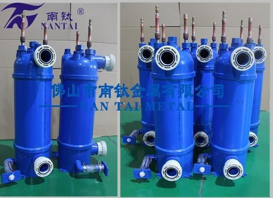 China 36000 btus Various Sizing Shell and Tube Heat Exchanger