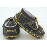 Wholesale trendy first step shoes baby shoes that stay on BHSP0814 from china suppliers