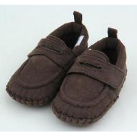 Wholesale European style infant shoes cutest crib shoes boy BHCA0527 from china suppliers