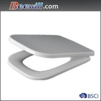Wholesale Custom made square shape toilet seat cover from china suppliers