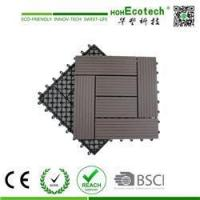 hotel decking wood plastic composite tiles
