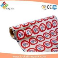 Wholesale peelable lidding film for yogurt packing from china suppliers