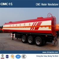 Wholesale cooking oil transport trailer from china suppliers
