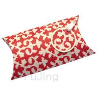 Wholesale Red Pattern Pillow Box from china suppliers