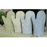 Wholesale Hot sales cheap Heat-resistant cotton oven mitt from china suppliers