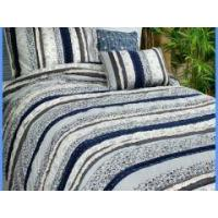 wholesale printed quilted bedspreads/quilt made in china