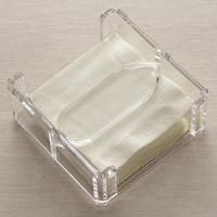 Acrylic Counter Displays Lucite Clear Napkin Holder