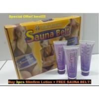 Wholesale SAUNA Slimfirm Lotion + Free Sauna Belt (special offer) from china suppliers