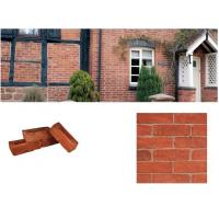 Wholesale 08. Farm House Orange Brick - Hand Made Brick from china suppliers