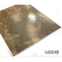 Wholesale Stone Pattern Vinyl Floor Tile Standard Size from china suppliers