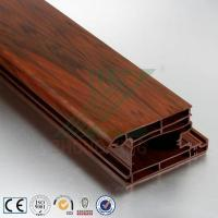 Wholesale Upvc inner opened doorleaf profile ZY-05D from china suppliers