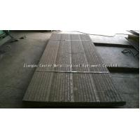 Bimetallic wear plate