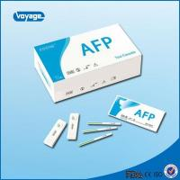 Wholesale Tumor Marker AFP test kits cassette from china suppliers