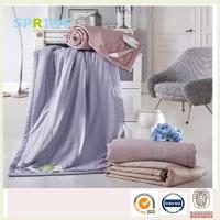 professional quilt manufacture white comfortable cheap bedspreads