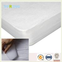 Wholesale TERRY ZIPPERED REMOVABLE MATTRESS COVER from china suppliers