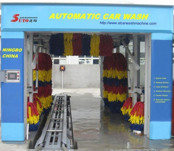 Quality ST-360A Automatic car tunnel wash system ( Middle end series ) for sale