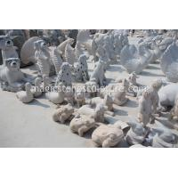 Wholesale animal stone ornament from china suppliers