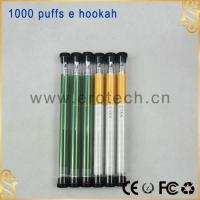 Wholesale New Product 1000 puffs E hookah from china suppliers
