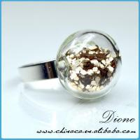 Wholesale hand blown clear glass balls for jrings from china suppliers