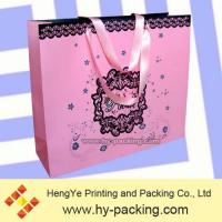 Wholesale Dashing laser paper shopping bag from china suppliers