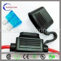 Wholesale blade fuse holder wire harness from china suppliers